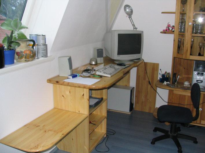 Hobby for Schreibtisch naturholz
